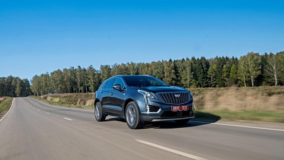Cadillac XT5. Выпускается с 2019 года. Две базовые комплектации. Цены от 3 990 000 до 4 090 000 руб.Двигатель 2.0, бензиновый. Привод полный. КПП: автоматическая.