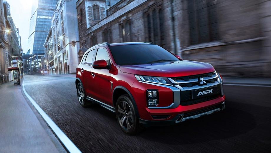 Mitsubishi ASX. Выпускается с 2019 года. Пять базовых комплектаций. Цены от 1 382 000 до 1 822 000 руб.Двигатель от 1.6 до 2.0, бензиновый. Привод передний и полный. КПП: механическая и вариатор.