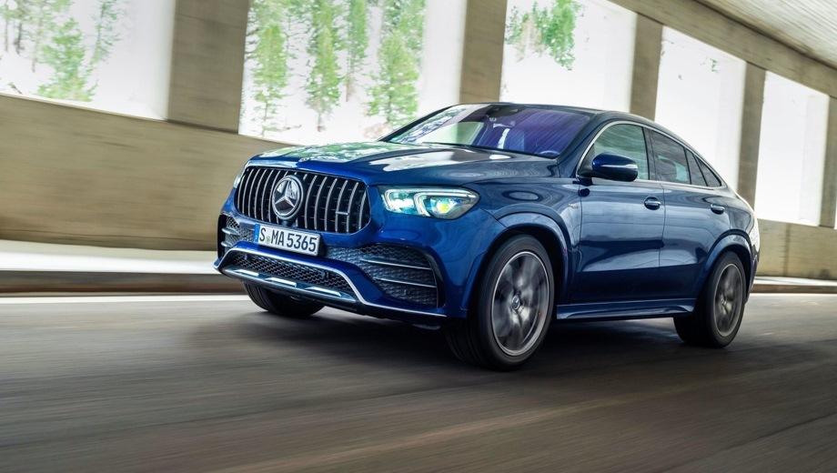 Mercedes-Benz GLE Coupe AMG. Выпускается с 2019 года. Одна базовая комплектация. Цена 7 680 000 руб.Двигатель 3.0, бензиновый. Привод полный. КПП: автоматическая.