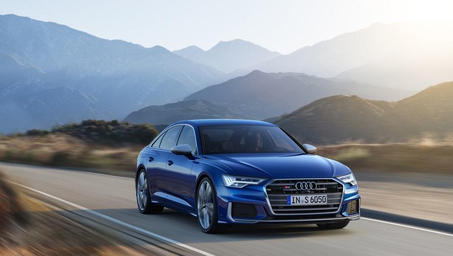 Audi S6. Выпускается с 2019 года. Одна базовая комплектация. Цена 6 095 000 руб.Двигатель 3.0, бензиновый. Привод полный. КПП: автоматическая.