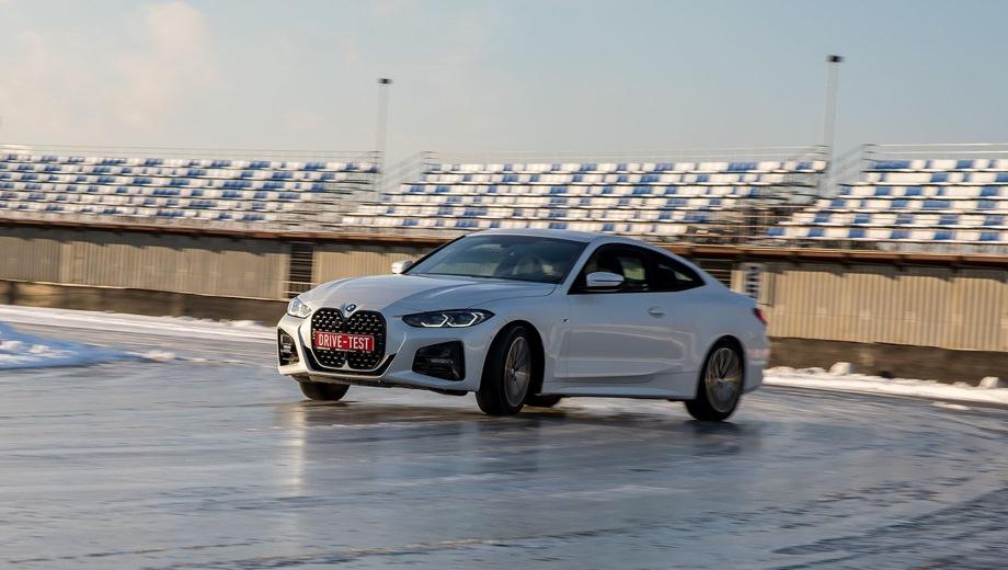 BMW 4 Series. Выпускается с 2020 года. Шесть базовых комплектаций. Цены от 3 650 000 до 5 240 000 руб.Двигатель от 2.0 до 3.0, бензиновый и дизельный. Привод задний и полный. КПП: автоматическая.