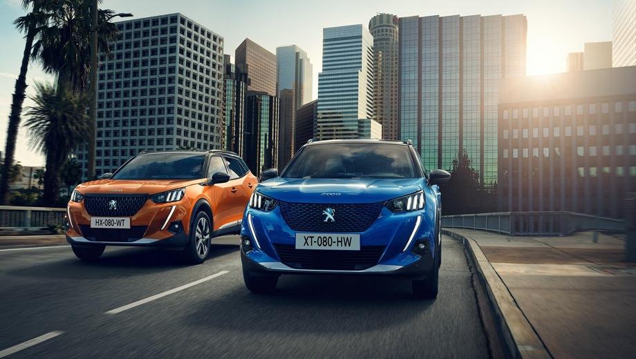 Peugeot 2008. Выпускается с 2019 года. Четыре базовые комплектации. Цены от 1 599 000 до 2 059 000 руб.Двигатель 1.2, бензиновый. Привод передний. КПП: механическая и автоматическая.