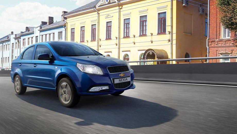 Chevrolet Nexia. Выпускается с 2020 года. Четыре базовые комплектации. Цены от 649 900 до 779 900 руб.Двигатель 1.5, бензиновый. Привод передний. КПП: механическая и автоматическая.