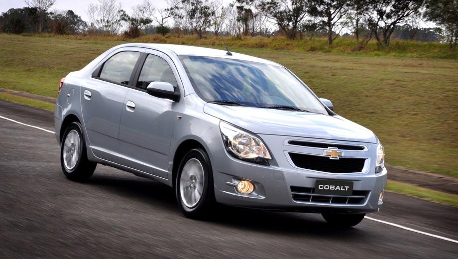 Chevrolet Cobalt. Выпускается с 2020 года. Четыре базовые комплектации. Цены от 819 900 до 929 900 руб.Двигатель 1.5, бензиновый. Привод передний. КПП: механическая и автоматическая.