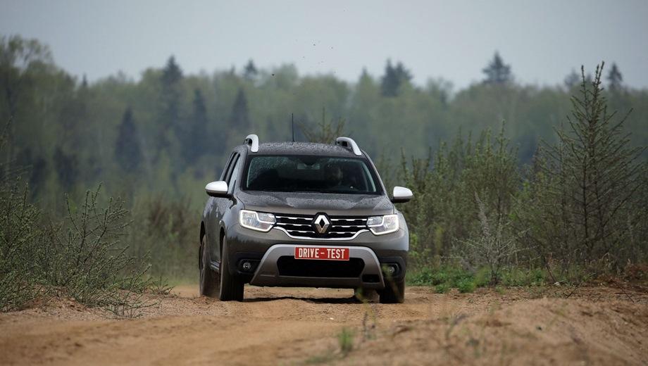 Renault Duster. Выпускается с 2021 года. Четырнадцать базовых комплектаций. Цены от 1 004 000 до 1 509 000 руб.Двигатель от 1.3 до 2.0, бензиновый и дизельный. Привод передний и полный. КПП: механическая и вариатор.