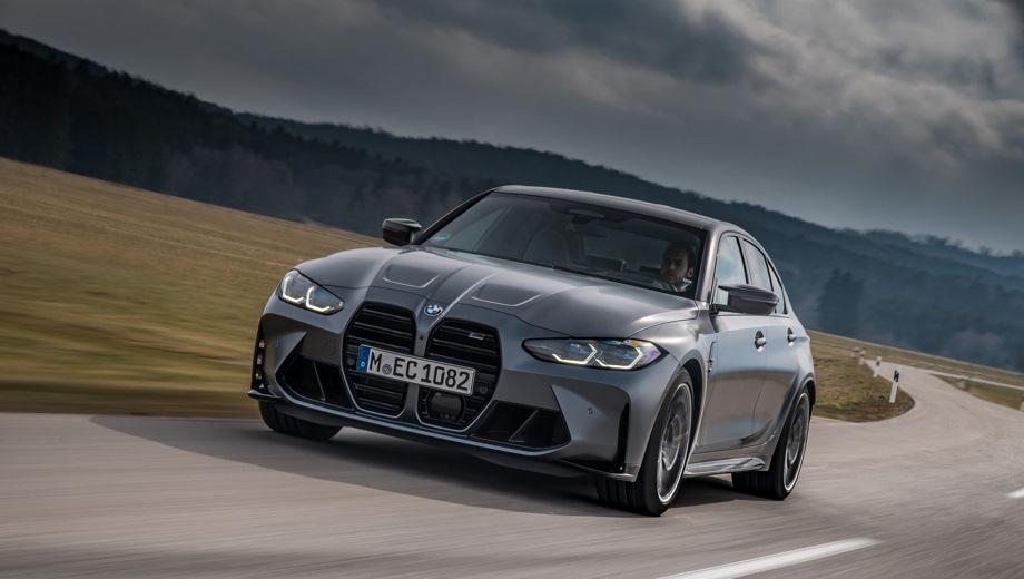 BMW M3. Выпускается с 2020 года. Одна базовая комплектация. Цена 7 370 000 руб.Двигатель 3.0, бензиновый. Привод полный. КПП: автоматическая.