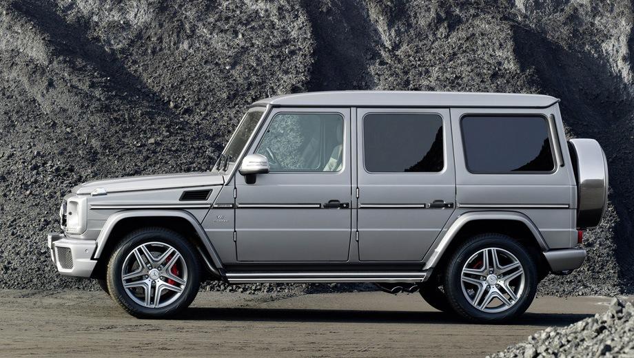 Mercedes-Benz G 63 AMG: цены, отзывы, форум, тест-драйв, фото, видео