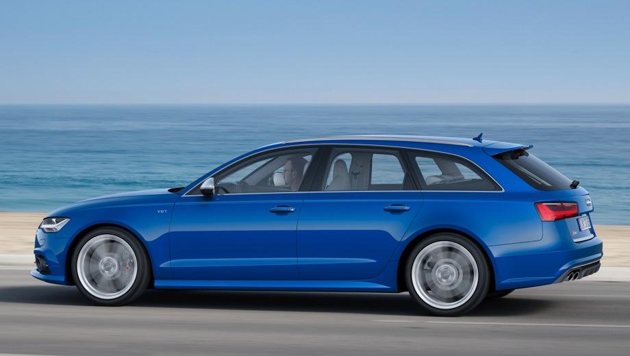 Audi S6 Avant. Выпускается с 2012 года. Одна базовая комплектация. Цена 5 670 000 руб.Двигатель 4.0, бензиновый. Привод полный. КПП: роботизированная.