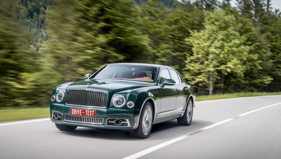 махинаторы bentley mulsanne