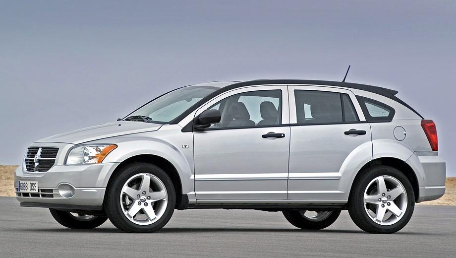 Dodge Caliber. Выпускается с 2006 года. Одна базовая комплектация. Марка официально не представлена на российском рынке.Двигатель 2.0, бензиновый. Привод передний. КПП: вариатор.
