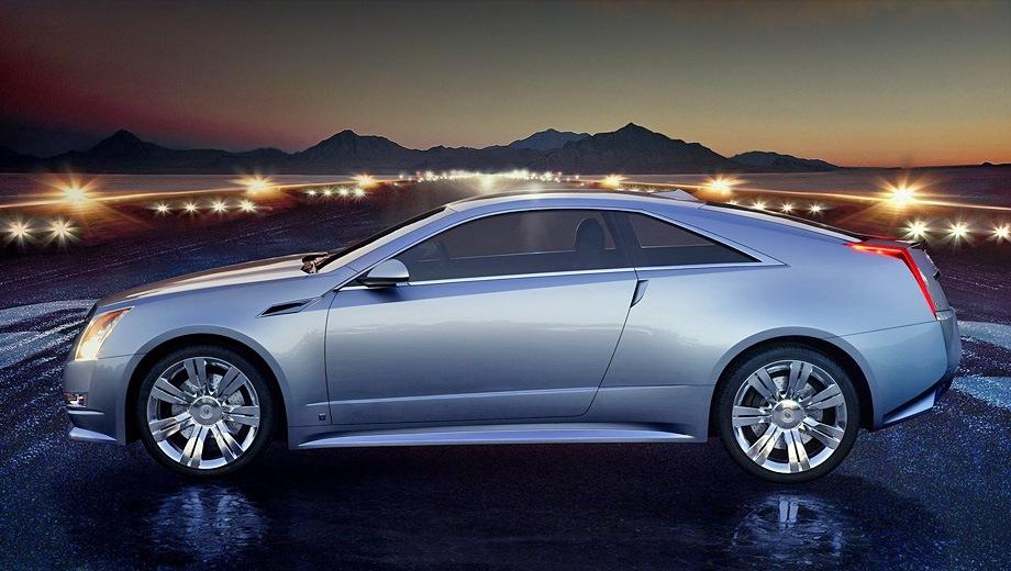 Cadillac CTS Coupe. Выпускается с 2010 года. Две базовые комплектации. Цены от 2 015 000 до 2 115 000 руб.Двигатель 3.6, бензиновый. Привод задний и полный. КПП: автоматическая.