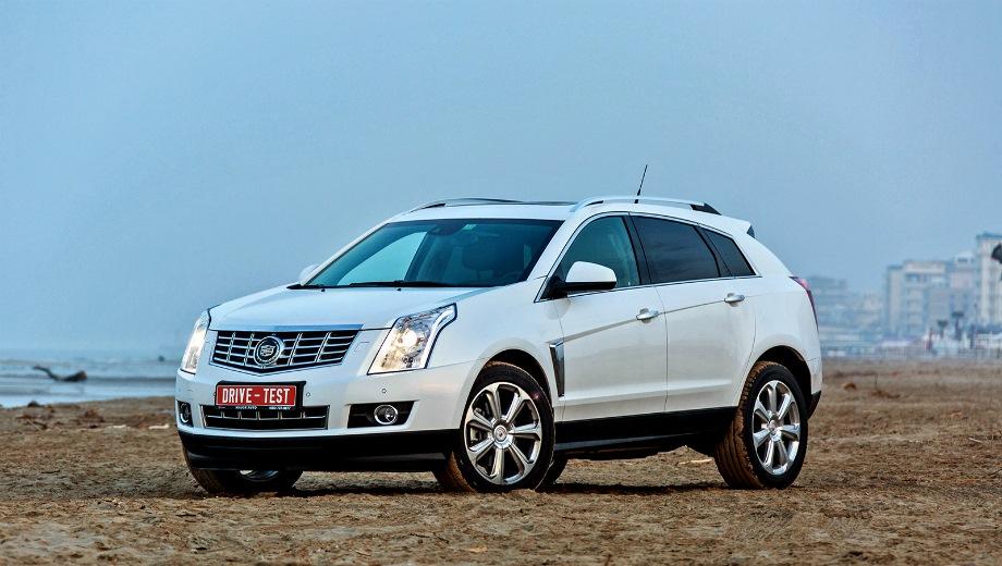 Cadillac SRX. Выпускается с 2009 года. Две базовые комплектации. Цены от 2 150 000 до 2 900 000 руб.Двигатель от 3.0 до 3.6, бензиновый. Привод передний и полный. КПП: автоматическая.