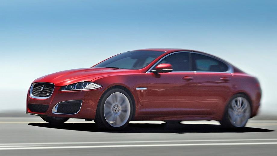 Jaguar XFR. Выпускается с 2009 года. Одна базовая комплектация. Цена 5 805 000 руб.Двигатель 5.0, бензиновый. Привод задний. КПП: автоматическая.