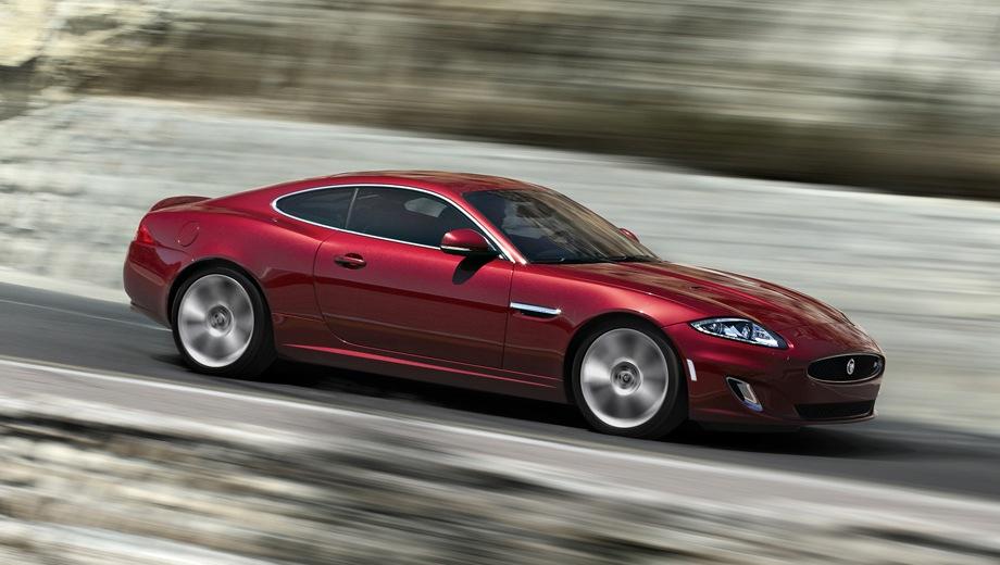 Jaguar XKR Coupe. Выпускается с 2006 года. Одна базовая комплектация. Цена 5 970 000 руб.Двигатель 5.0, бензиновый. Привод задний. КПП: автоматическая.
