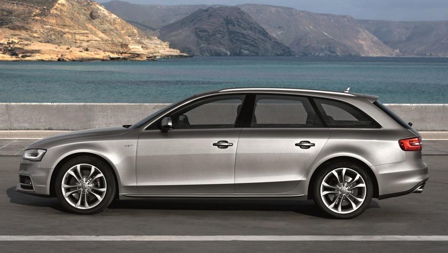 Audi S4 Avant. Выпускается с 2008 года. Одна базовая комплектация. Цена 3 370 000 руб.Двигатель 3.0, бензиновый. Привод полный. КПП: роботизированная.