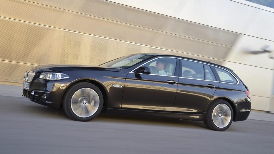 BMW 5 Series Touring. Выпускается с 2010 года. Одна базовая комплектация. Цена 3 080 000 руб.Двигатель 2.0, бензиновый. Привод полный. КПП: автоматическая.