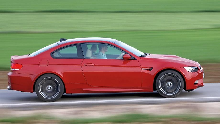 BMW M3 Coupe. Выпускается с 2006 года. Одна базовая комплектация. Цена 3 259 000 руб.Двигатель 4.0, бензиновый. Привод задний. КПП: механическая.
