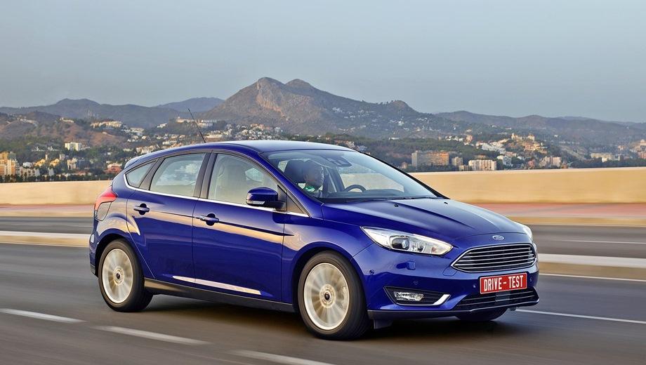 Ford Focus Hatchback. Выпускается с 2011 года. Восемь базовых комплектаций. Цены от 901 000 до 1 285 000 руб.Двигатель от 1.5 до 1.6, бензиновый. Привод передний. КПП: механическая, роботизированная и автоматическая.