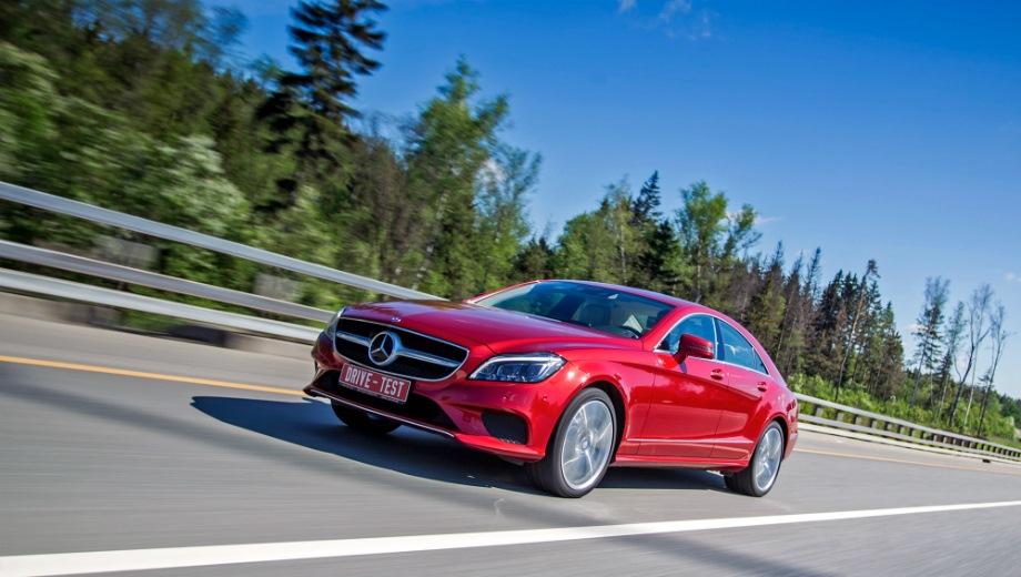 Mercedes-Benz CLS (2010). Выпускается с 2010 года. Три базовые комплектации. Цены от 3 560 000 до 3 990 000 руб.Двигатель от 2.1 до 3.0, дизельный и бензиновый. Привод полный. КПП: автоматическая.