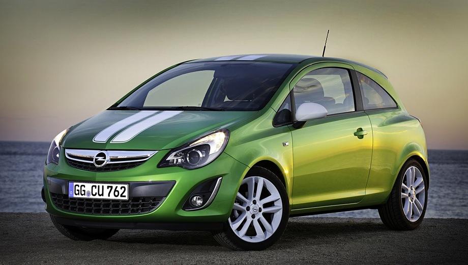 Opel Corsa 3D. Выпускается с 2006 года. Шесть базовых комплектаций. Марка официально не представлена на российском рынке.Двигатель от 1.2 до 1.4, бензиновый. Привод передний. КПП: механическая, роботизированная и автоматическая.