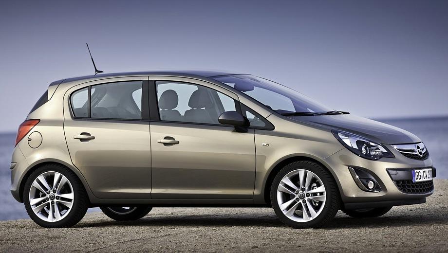 Opel Corsa 5D. Выпускается с 2006 года. Шесть базовых комплектаций. Марка официально не представлена на российском рынке.Двигатель от 1.2 до 1.4, бензиновый. Привод передний. КПП: механическая, роботизированная и автоматическая.