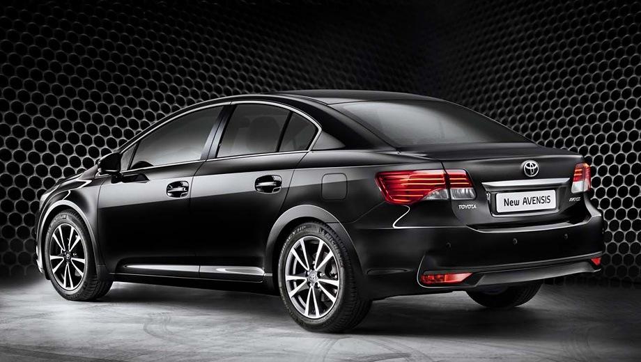 Toyota Avensis. Выпускается с 2009 года. Шесть базовых комплектаций. Цены от 914 000 до 1 225 000 руб.Двигатель 1.8, бензиновый. Привод передний. КПП: механическая и вариатор.