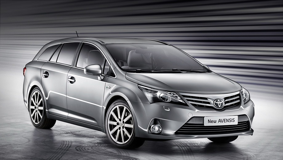 Toyota Avensis Tourer. Выпускается с 2009 года. Две базовые комплектации. Цены от 964 000 до 1 053 000 руб.Двигатель 1.8, бензиновый. Привод передний. КПП: механическая и вариатор.