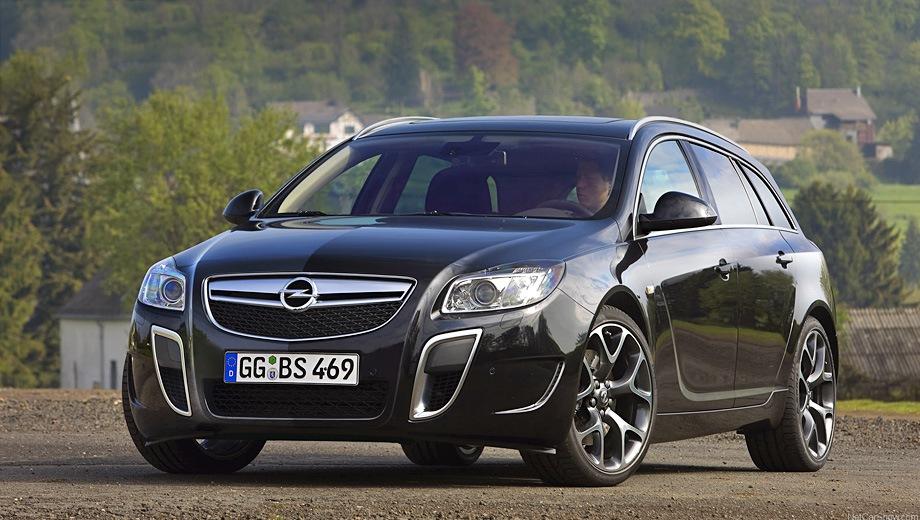 Opel Insignia Sports Tourer OPC. Выпускается с 2009 года. Четыре базовые комплектации. Марка официально не представлена на российском рынке.Двигатель 2.8, бензиновый. Привод полный. КПП: механическая и автоматическая.