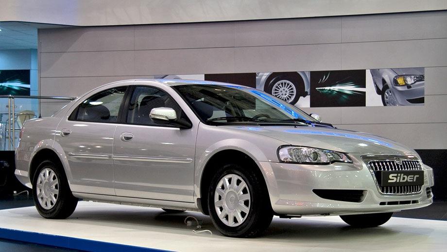 """По официальному заявлению руководства группы компаний  """"ГАЗ """" автомобиль Volga Siber будет выпускаться, до тех пор..."""
