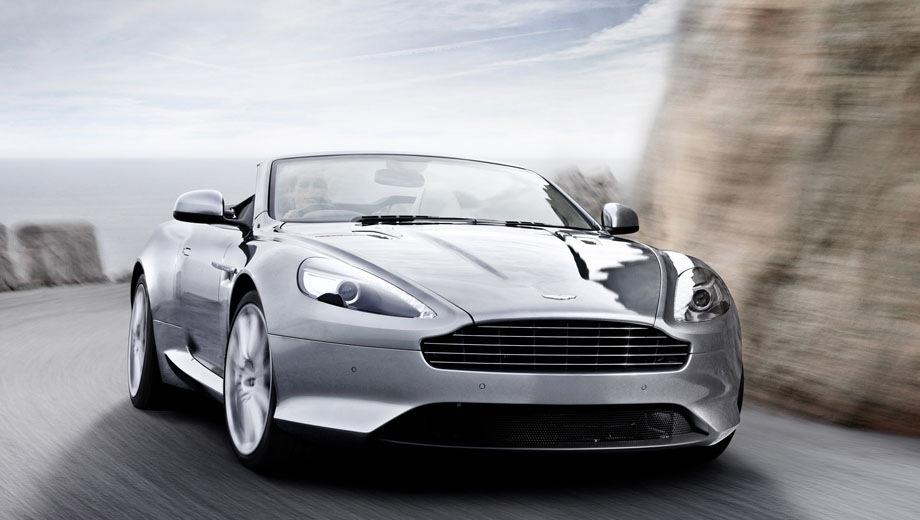 Aston Martin Virage Volante. Выпускается с 2011 года. Одна базовая комплектация. Цена 24 324 885 руб.Двигатель 5.9, бензиновый. Привод задний. КПП: автоматическая.