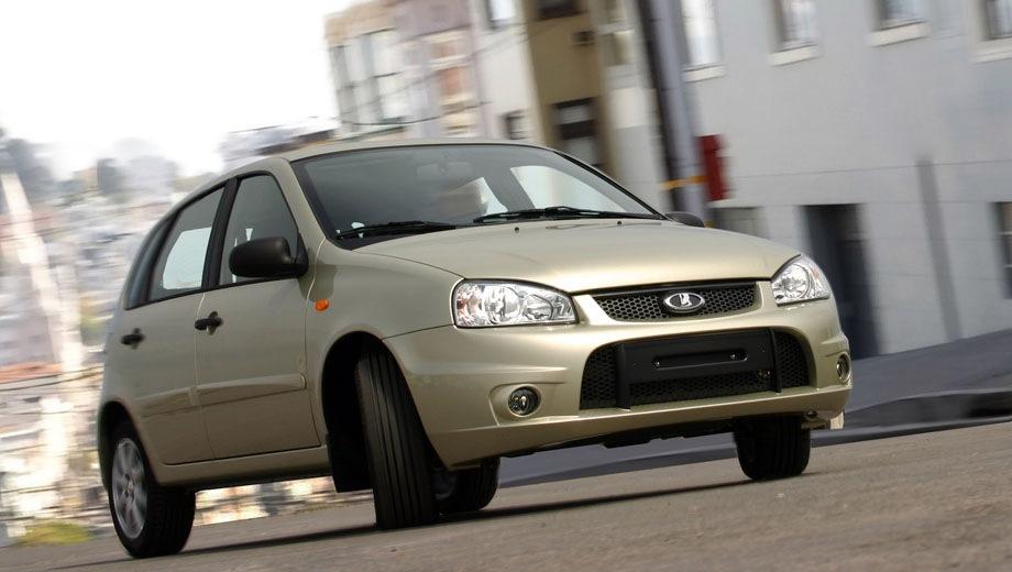 Lada Kalina Sport (2008). Выпускается с 2008 года. Две базовые комплектации. Цены от 346 900 до 381 900 руб.Двигатель от 1.4 до 1.6, бензиновый. Привод передний. КПП: механическая.