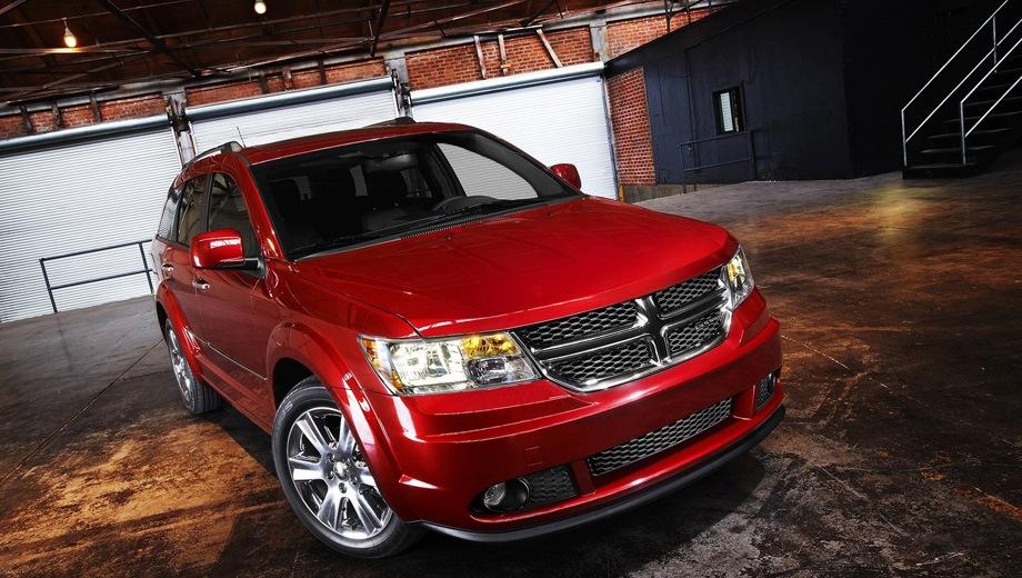 Dodge Journey. Выпускается с 2007 года. Одна базовая комплектация. Марка официально не представлена на российском рынке.Двигатель 3.6, бензиновый. Привод полный. КПП: автоматическая.
