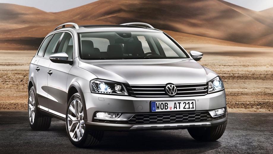 Volkswagen Passat Alltrack (2012). Выпускается с 2012 года. Одна базовая  комплектация. 7eead436963
