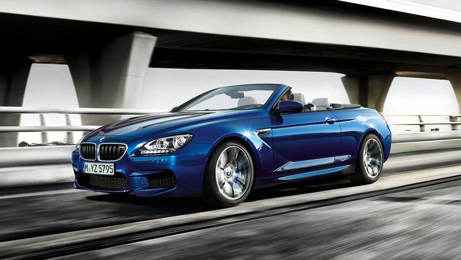 BMW M6 Convertible. Выпускается с 2012 года. Одна базовая комплектация. Цена 8 500 000 руб.Двигатель 4.4, бензиновый. Привод задний. КПП: роботизированная.