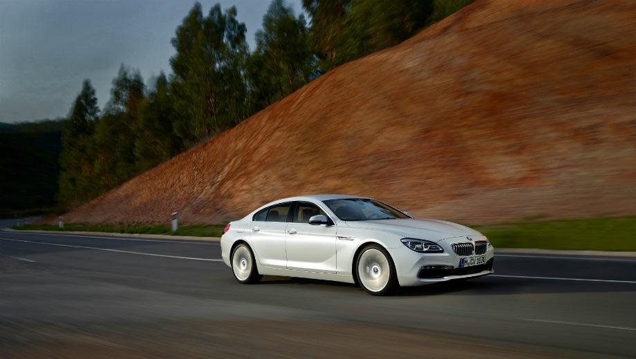 BMW 6 Series Gran Coupe. Выпускается с 2012 года. Три базовые комплектации. Цены от 4 830 000 до 5 720 000 руб.Двигатель от 3.0 до 4.4, дизельный и бензиновый. Привод полный. КПП: автоматическая.