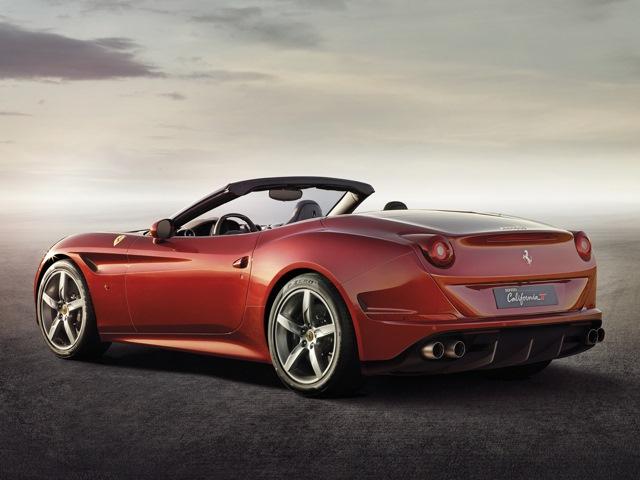 Ferrari california t price
