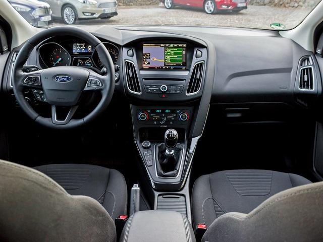 ford focus комплектации 2011