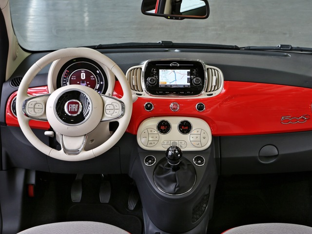 Fiat 500 specs