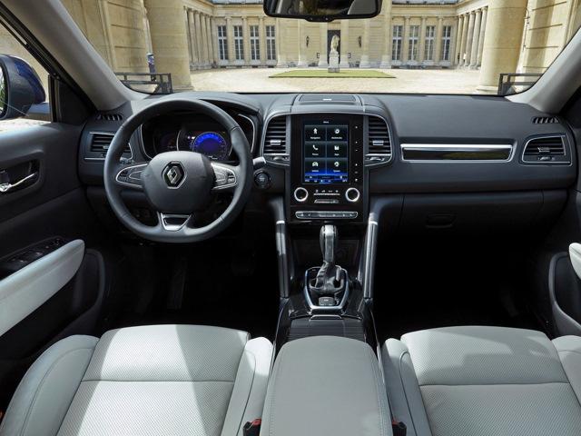 Renault Koleos цены комплектации тест драйвы отзывы форум фото