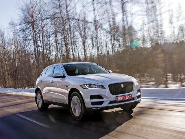 Jaguar F Pace 2017 цена >> Jaguar F Pace Ceny Komplektacii Test Drajvy Otzyvy Forum Foto