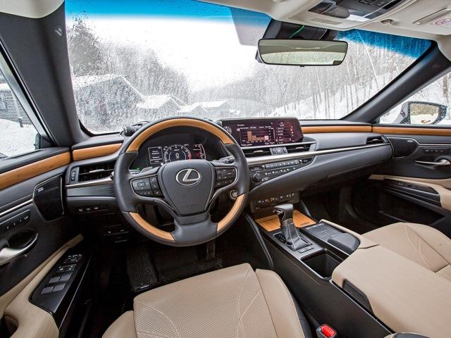 Картинки по запросу Lexus ES салон