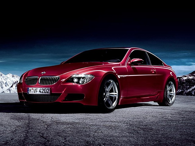 Bmw M6 Coupe. BMW / BMW M6 Coupe / BMW M6