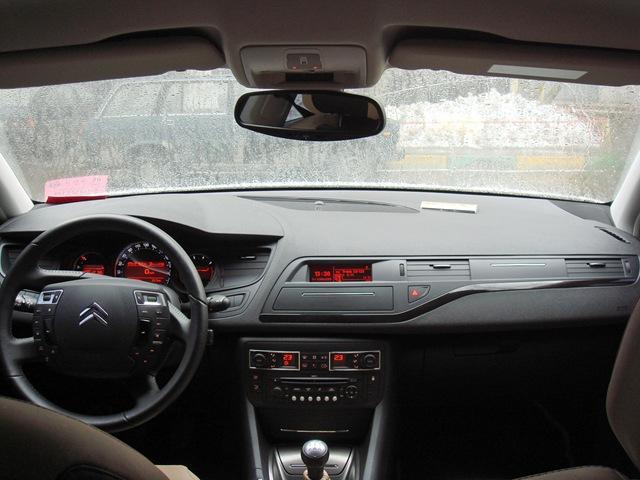 Ситроен с5 седан 2013 фото
