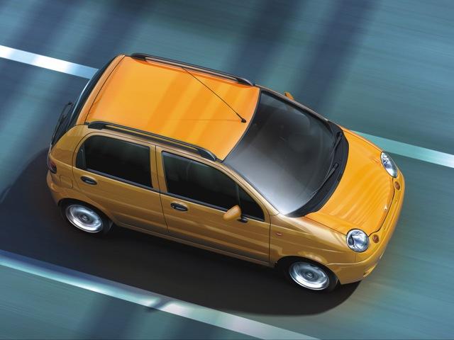 Daewoo Matiz - продажа новых и подержанных