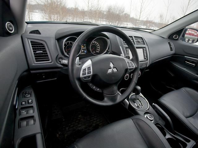 Mitsubishi ASX ����, ������ ��������� ��������� ���