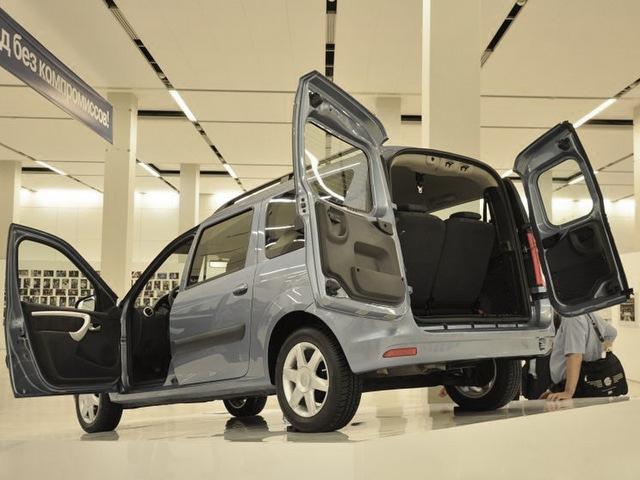 Авто ларгус цена фото описание