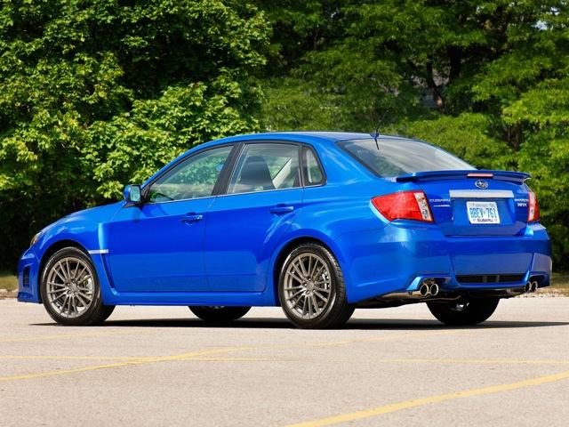 Фото Subaru WRX Sedan (2011)…