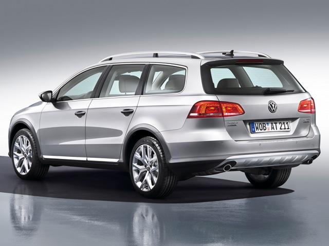 Volkswagen Passat Alltrack: цены, комплектации, отзывы