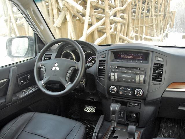 Mitsubishi Pajero IV 3D: ����, ����������� �������������� ...