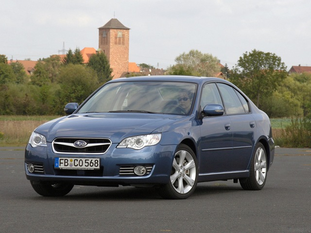 2003 Subaru Legacy B4 2 0gt Related Infomation